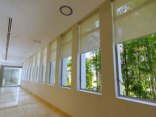 Commercial Products & Solutions | Santa Monica Blinds & Shades, CA