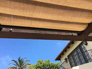 Low Cost Patio Shades | Blinds & Shades Santa Monica